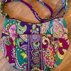 Vera Bradley shoulder/crossbody purse